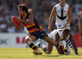 AFL 2008 Rd 05 - Adelaide v Fremantle