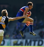 AFL 2008 Rd 05 - Western Bulldogs v Richmond