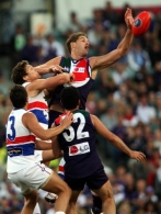 AFL 2008 Rd 08 - Fremantle v Western Bulldogs