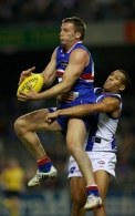 AFL 2008 Rd 09 - Western Bulldogs v North Melbourne