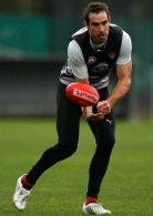 AFL 2008 Media - Essendon Training 190608