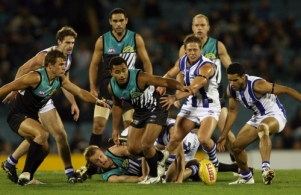 AFL 2008 Rd 15 - Port Adelaide v North Melbourne