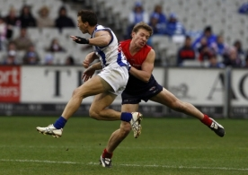 AFL 2008 Rd 17 - Melbourne v North Melbourne