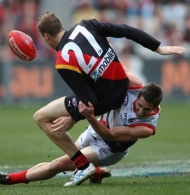 AFL 2008 Rd 18 - Essendon v Melbourne