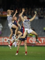 AFL 2008 Rd 19 - Melbourne v Geelong