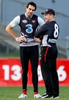 AFL 2008 Media - Essendon Training 130808