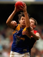 AFL 2008 Rd 20 - Melbourne v West Coast