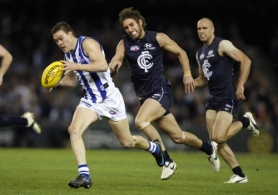 AFL 2008 Rd 20 - Carlton v North Melbourne
