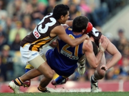 AFL 2008 Rd 21 - West Coast v Hawthorn