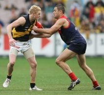 AFL 2008 Rd 22 - Melbourne v Richmond