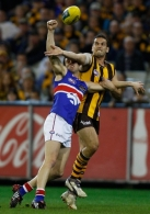 AFL 2008 2nd Qualifying Final - Hawthorn v Western Bulldogs