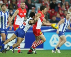 AFL 2008 2nd Elimination Final - Sydney v North Melbourne