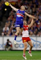 AFL 2008 2nd Semi Final - Western Bulldogs v Sydney