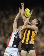 AFL 2008 2nd Preliminary Final - Hawthorn v St Kilda