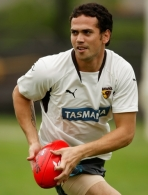 AFL 2008 Media - Hawthorn Training 191108