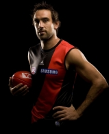 AFL 2009 Media - Essendon Player Portraits 070209