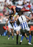 AFL 2009 Rd 01 - Melbourne v North Melbourne