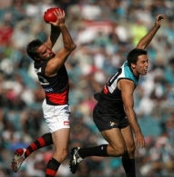 AFL 2009 Rd 01 - Port Adelaide v Essendon