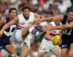 AFL 2009 Rd 01 - Fremantle v Western Bulldogs