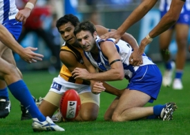 AFL 2009 Rd 03 - North Melbourne v Hawthorn