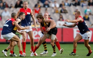 AFL 2009 Rd 04 - Richmond v Melbourne