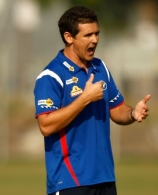 AFL 2009 Media - Western Bulldogs Training 220409