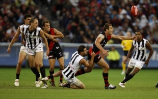 AFL 2009 Rd 05 - Essendon v Collingwood