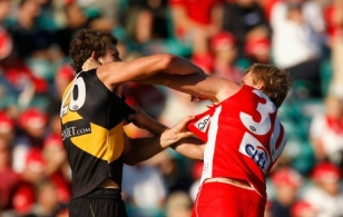 AFL 2009 Rd 06 - Sydney v Richmond