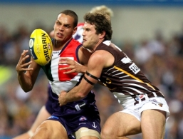 AFL 2009 Rd 08 - Fremantle v Hawthorn