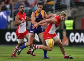 AFL 2009 Rd 08 - Sydney v West Coast