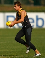 AFL 2009 Media - Richmond Training 190509