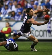 AFL 2009 Rd 09 - North Melbourne v Fremantle