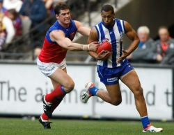 AFL 2009 Rd 10 - North Melbourne v Brisbane Lions