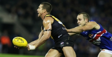AFL 2009 Rd 11 - Richmond v Western Bulldogs
