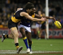 AFL 2009 Rd 12 - Richmond v West Coast