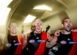 AFL 2009 Rd 13 - Essendon v Carlton