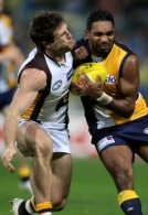 AFL 2009 Rd 13 - West Coast v Hawthorn