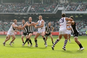 AFL 2009 Rd 13 - Collingwood v Fremantle