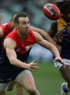 AFL 2009 Rd 14 - Melbourne v West Coast