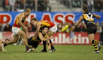 AFL 2009 Rd 14 - Richmond v Adelaide