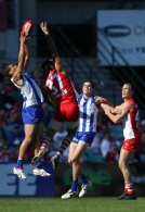 AFL 2009 Rd 14 - Sydney v North Melbourne