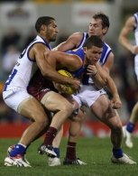 AFL 2009 Rd 17 - Brisbane v North Melbourne