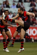 AFL 2009 Rd 17 - Essendon v Richmond
