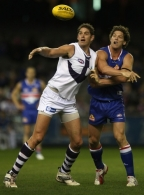 AFL 2009 Rd 18 - Western Bulldogs v Fremantle