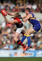 AFL 2009 Rd 18 - West Coast v Essendon