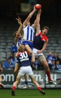 AFL 2009 Rd 19 - North Melbourne v Melbourne