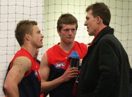 AFL 2009 Rd 20 - Melbourne v Fremantle