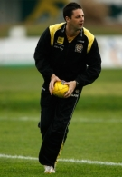 AFL 2009 Media - Richmond Training 210809