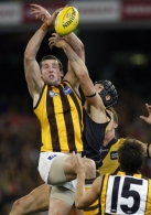 AFL 2009 Rd 21 - Richmond v Hawthorn