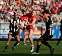 AFL 2009 Rd 21 - Collingwood v Sydney